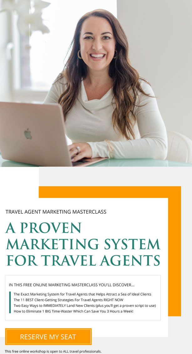 Marketing For Travel Agents