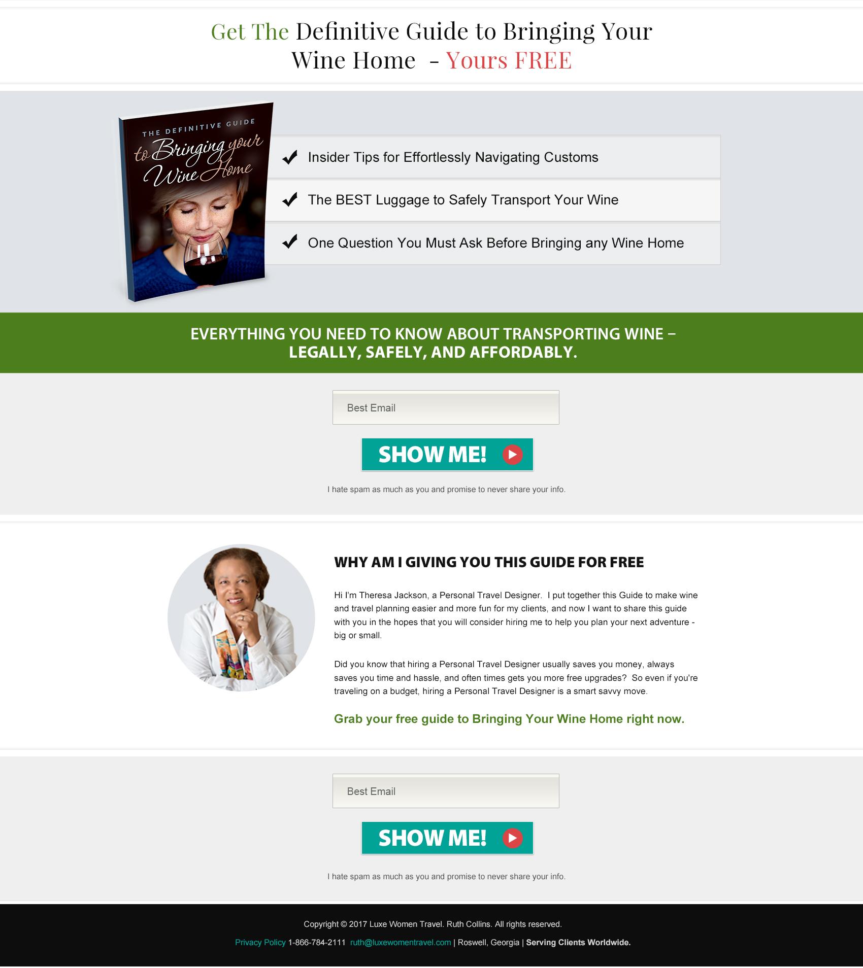 website starter marketing for travel agents guide4