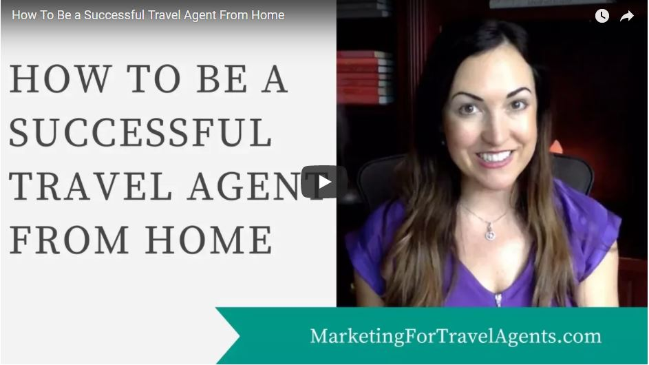 How to be a Successful Travel Agent From Home - Marketing For Travel