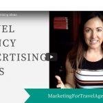 travel agency advertising ideas
