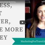 travel web marketing