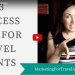 travel agent tips for success